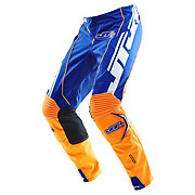 JT Racing Evo Youth MX Pants - Blue-Orange 2013